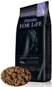 Fitmin Dog for Life Dog Light & Senior 15 kg